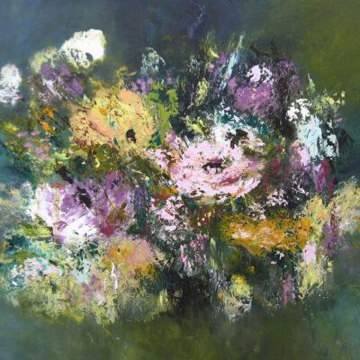 Carry van Delft - Langage des Fleurs