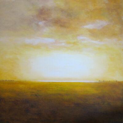 Carry van Delft - Under a Golden Sky