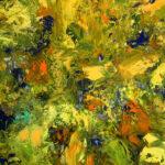 Carry van Delft - Floral Garden Breeze