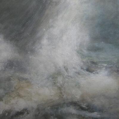 Carry van Delft - Splashing Sea