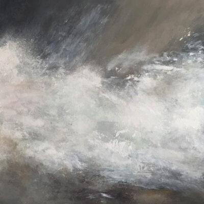 Carry van Delft - Sea in Motion