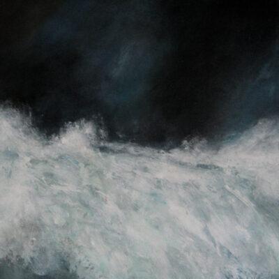 Carry van Delft - Running Sea