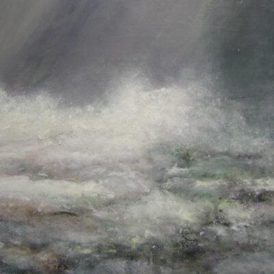 Carry van Delft - Stormy Shore