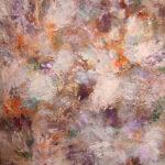 Carry van Delft - Fleeting Moments of a Pastel Garden