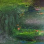 Abstract Giverny 2