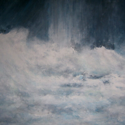 Carry van Delft - Antartic Waves and Currents - Abstract Seaview